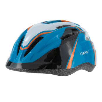 Cytec Yangsta cyklistická helma oranžová