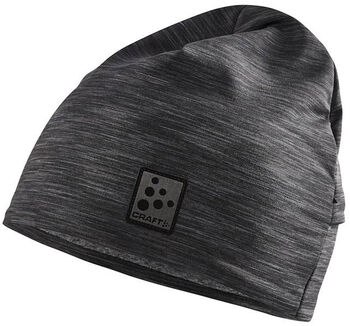 Craft Microfleece Ponytail černá