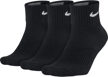 Nike Training Quarter 3 páry Pánské černá