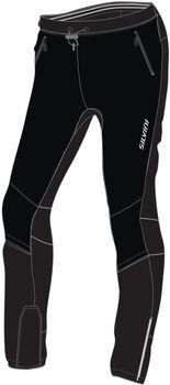 Silvini Melito Jr. běžkařské kalhoty černá