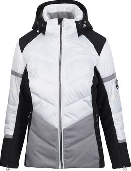 McKINLEY Grace lyžařská bunda Dámské bílá