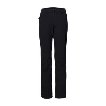 Jack Wolfskin Activate winter outdoorové kalhoty Dámské černá