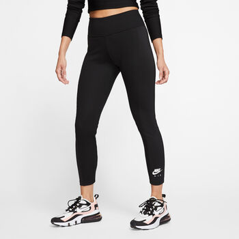 Nike Dá.-Přiléhavé W NSW AIR LGGNG 7/8 RIB Dámské černá