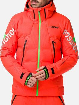 Rossignol Hero Depart lyžařská bunda Pánské růžová