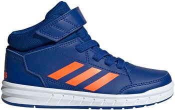 adidas AltaSport Mid K modrá