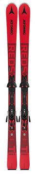 ATOMIC E Redster TI FT AW závodní sjezdové lyže bez vázání červená