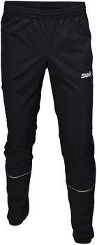 Swix Trails běžkařské kalhoty Pánské černá