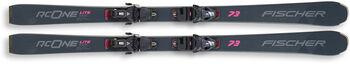 Fischer RC One Lite 73 SLR Pro sjezdové lyže bez vázání Dámské šedá
