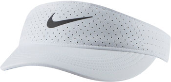 Nike Court Advantage Visor kšilt bílá
