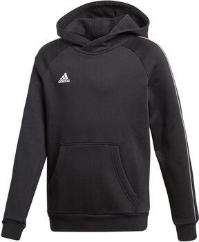 adidas Core 18 Hoodie mikina černá