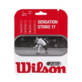 Wilson Sensation Strike squashový výplet bílá