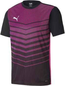 Puma Play Graphic tričko na fotbal Pánské černá
