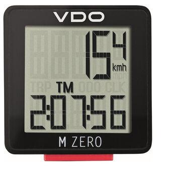 Cyklocomputer VDO M Zero bílá