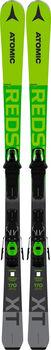 ATOMIC Redster XT závodní sjezdové lyže bez vázání zelená
