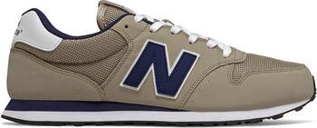 New Balance  Pán.obuv provolný čas GM500 Pánské zelená