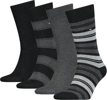 Tommy Jeans Stripe Sock ponožky dárkový box Pánské