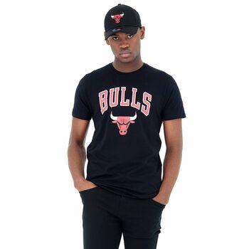 New Era NBA Top 6 tričko Pánské černá