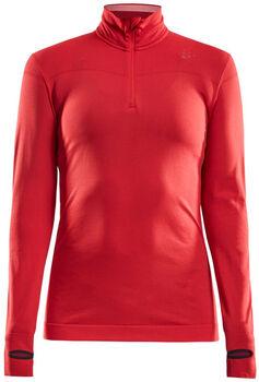 Craft Fuseknit Comfort L/S W funkční tričko Dámské růžová