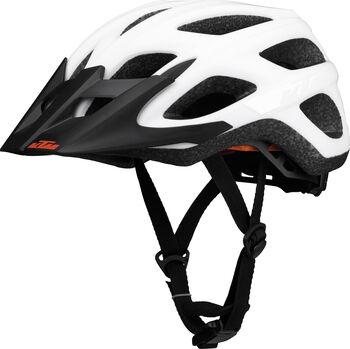 KTM Cyklo helmy Factory Character Tour bílá