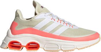 adidas Quadcube volnočasová obuv Dámské bílá