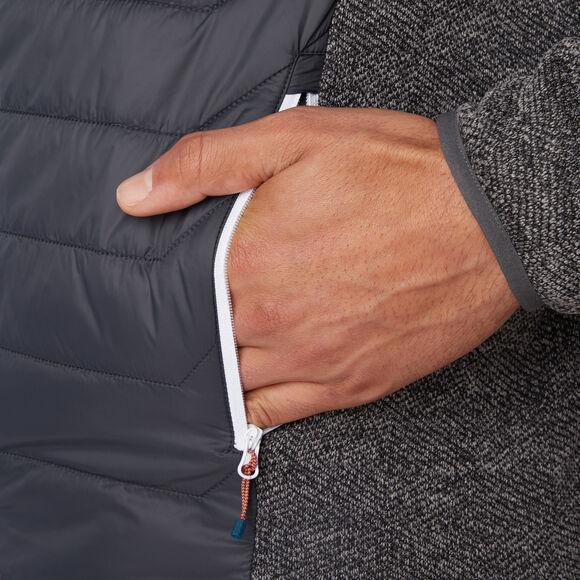 Pán.hybridní bundas kapucí Active Calbuco ux