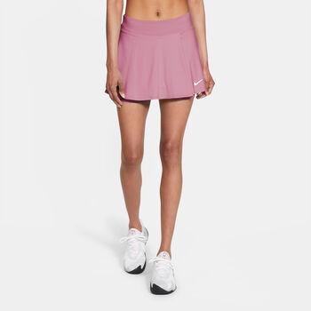 Nike Victory Flouncy sukně na tenis Dámské růžová