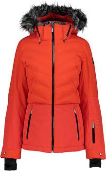 Icepeak Edina lyžařská bunda Dámské červená