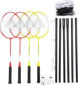 TECNOPRO Speed 200-4 Player badmintonová sada žlutá
