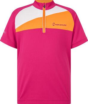 NAKAMURA Pablo cyklistické tričko růžová