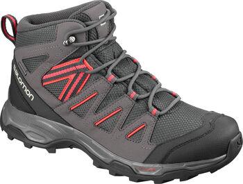 Salomon Hillrock Mid GTX outdoorové boty Dámské šedá