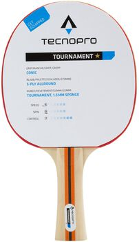 TECNOPRO Tournament černá