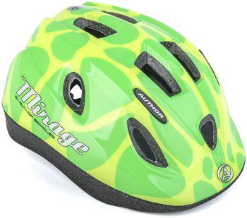 Author Mirage Inmold cyklistická helma žlutá