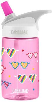 CamelBak Eddy Kids 0,4 l lahev růžová