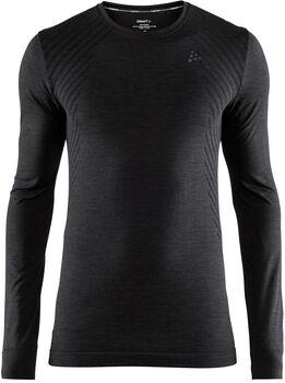 Craft Fuseknit Comfort funkční tričko Pánské černá