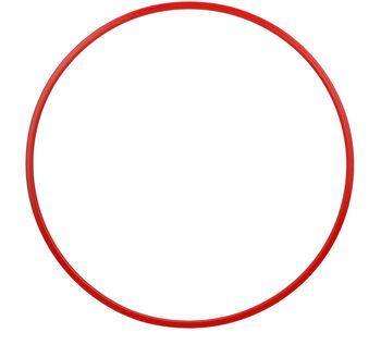ENERGETICS Gymnastická obruč červená