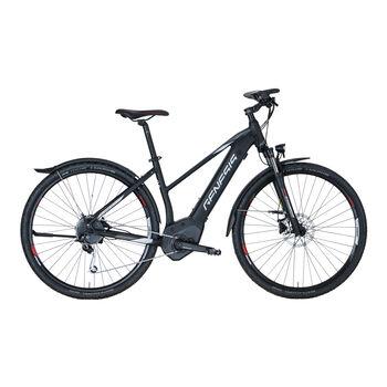 GENESIS E-Cross 1.9 PT Gent 2019 horské kolo černá