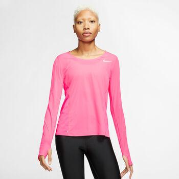 Nike W Nk City Sleek Dámské růžová