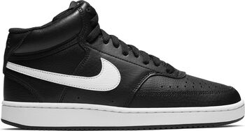 Nike Wmns Court Vision Mid Dámské černá