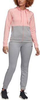 adidas WTS Lin FT Hood Dámské růžová
