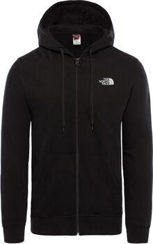 The North Face M Open Gate Sweatshirt Pánské černá