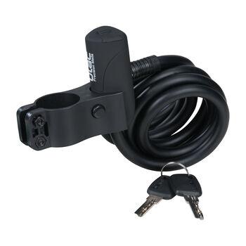 Cytec Soft Spirálový kabel černá