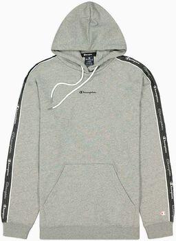 Champion Hooded Sweatshirt mikina Pánské šedá