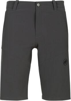 MAMMUT Runbold Shorts M Pánské šedá