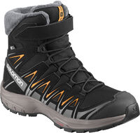 XA Pro 3D Winter TS CSWP Dět. zimní vysoká obuv
