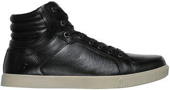 Skechers Volden volnočasové boty Pánské černá