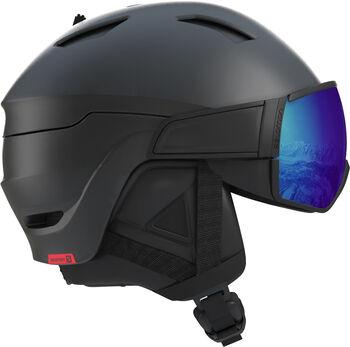 Salomon Driver Photo CD lyžařská helma Pánské černá