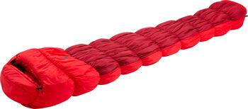 McKINLEY  Mumiový spacákKODIAK -5 I červená