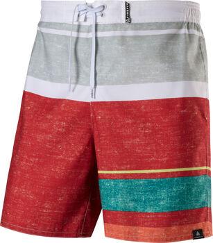 FIREFLY Mikael koupací šortky Chlapecké červená