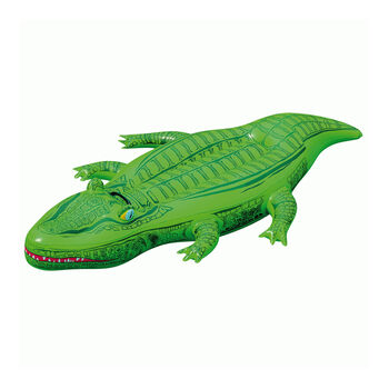 Bestway Nafuk.krokodýl PVC, 2 držadla modrá