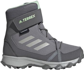 adidas Terrex Snow CF CP CW K šedá